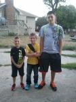 My 3 gorgeous boys.